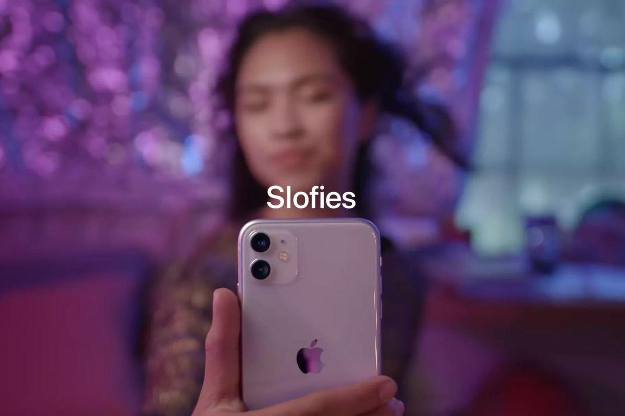 Apple vill varumärkesskydda Slofie
