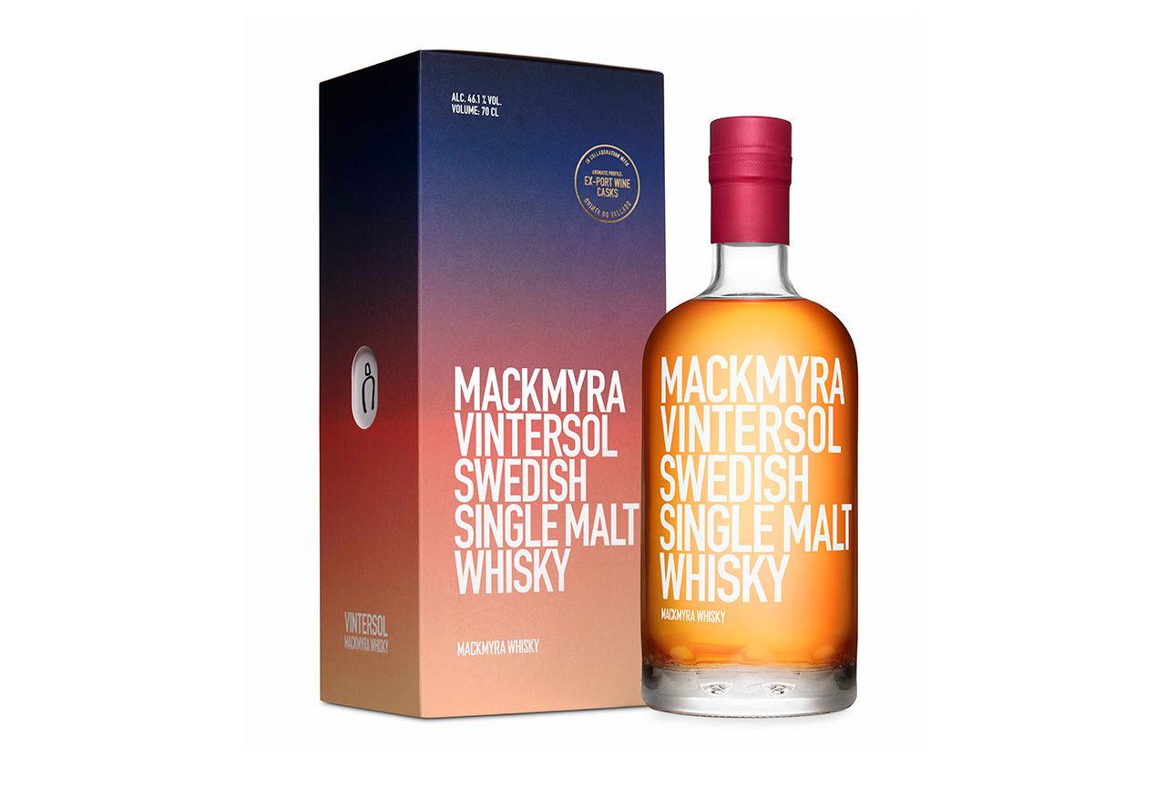 Säsongswhisky med portvinsfinish