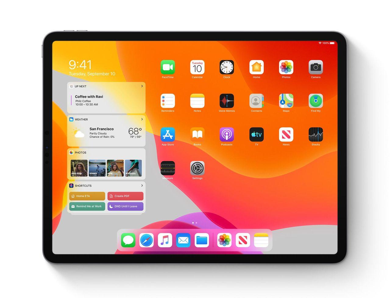 iPadOS och iOS 13.1 kommer redan 24 september