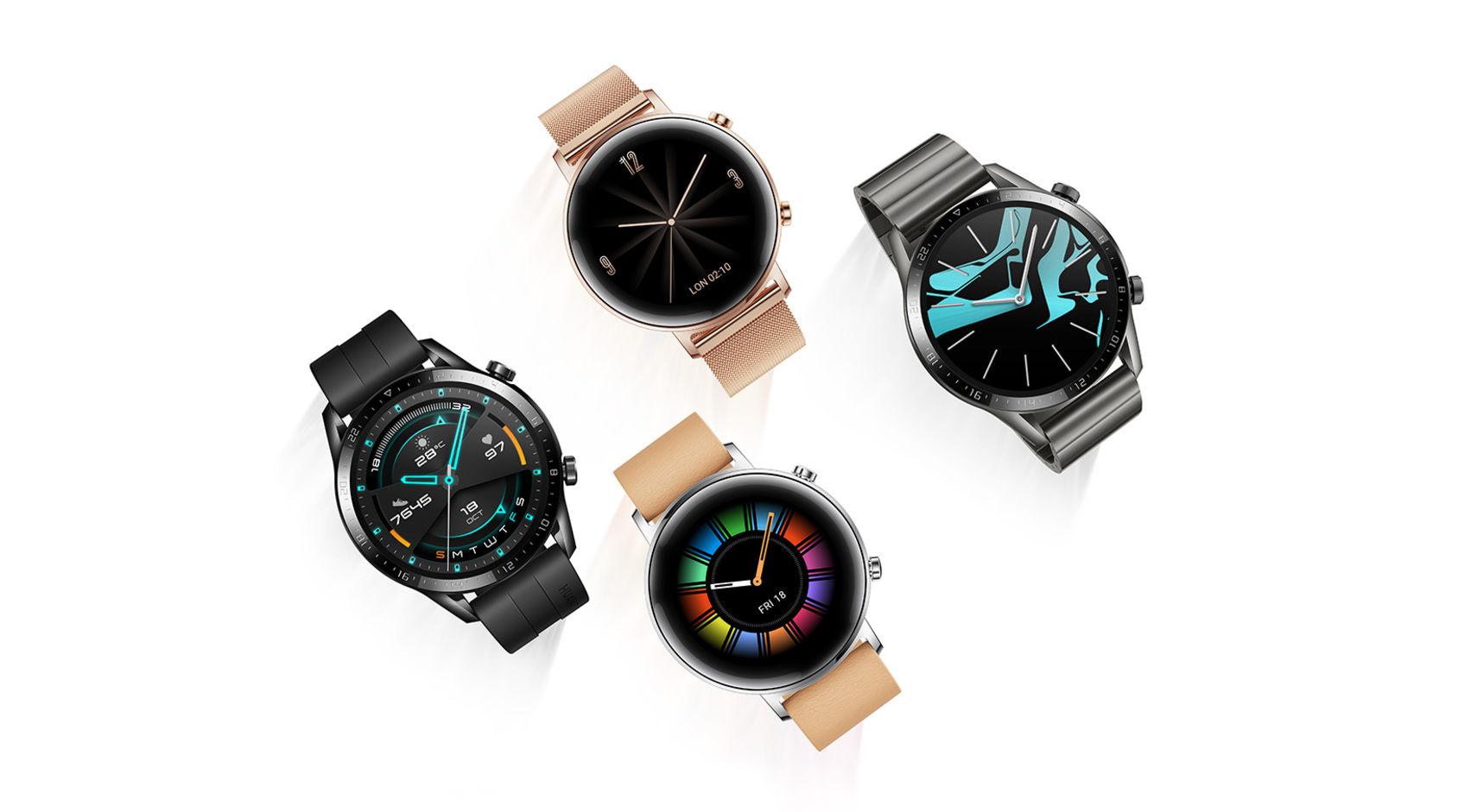 Huawei presenterar Huawei Watch GT2