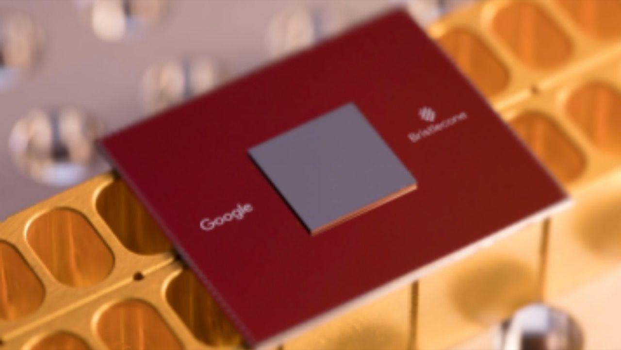 Google har kanske gjort kvantdator som spöar vanliga datorer
