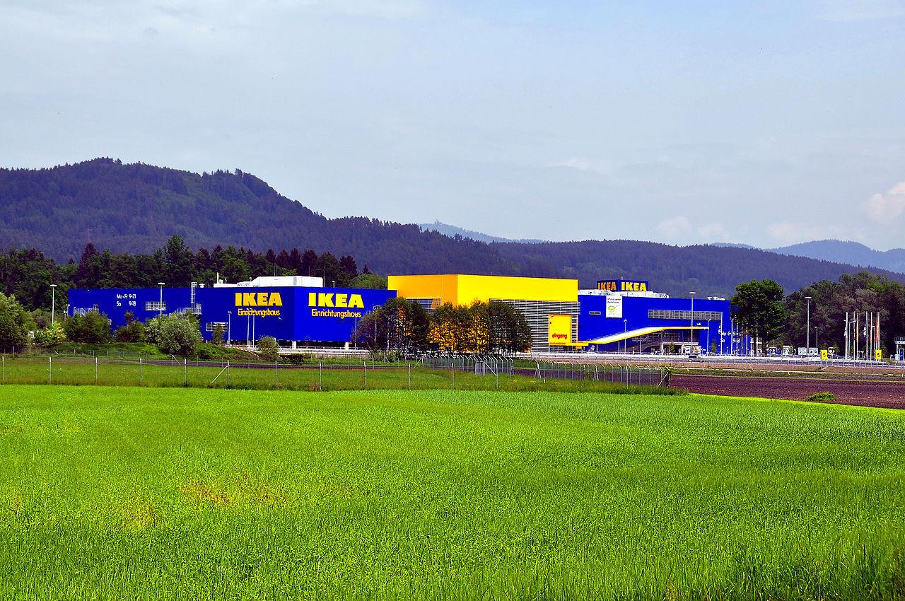 IKEA:s varuhus drivs snart av 100 procent förnybar energi