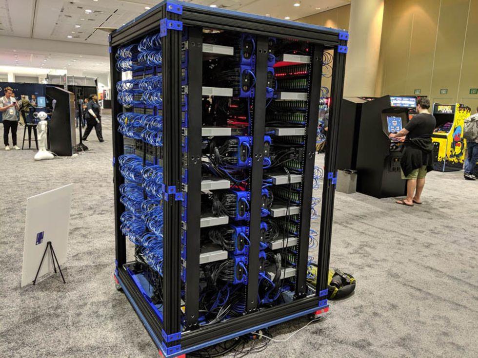 Oracle har byggt en superdator av Raspberry Pi-datorer
