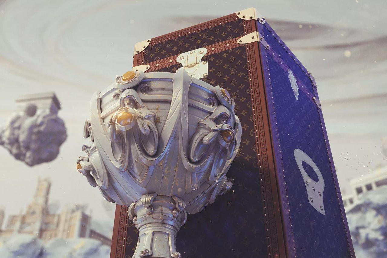 Louis Vuitton ska göra skins till League of Legends