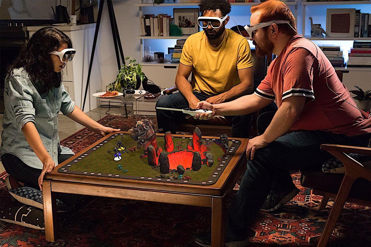 Tilt Five fixar augmented reality till brädspel