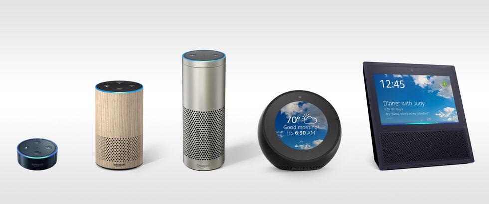 Amazon drar igång allians för smarta assistenter