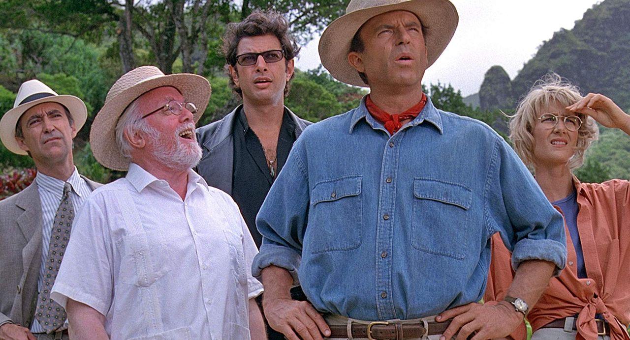 Jurassic Park-veteraner medverkar i nästa Jurassic World