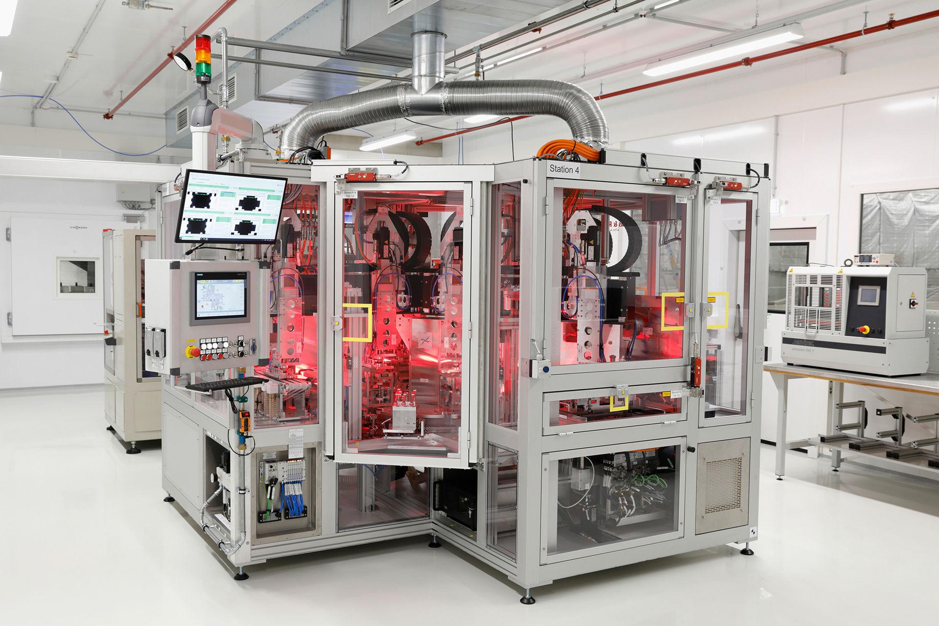 Volkswagen startar utveckling och produktion av battericeller