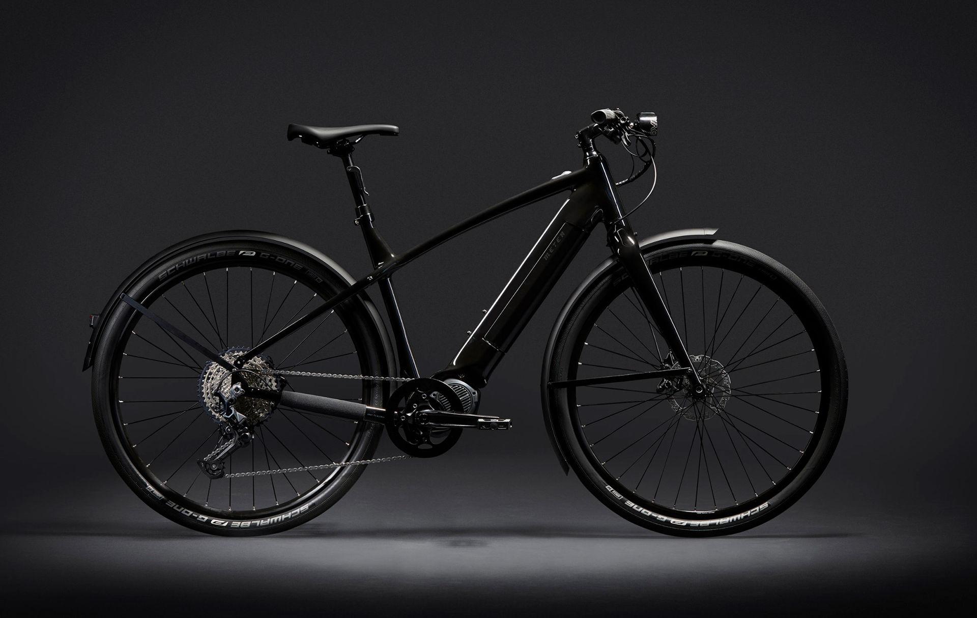 Meter Nite - ny svensk elcykel