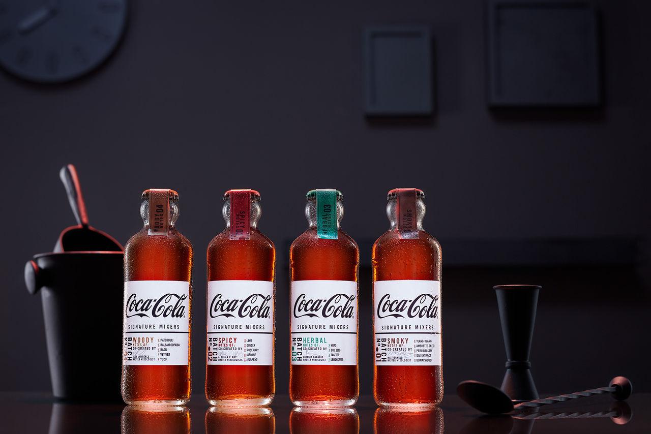 Coca-Cola Signature Mixers finns nu i Sverige