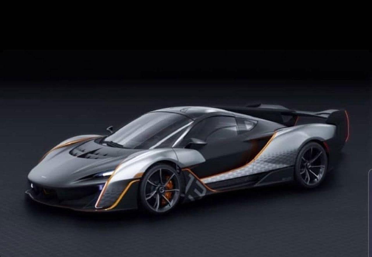Kan det här vara McLaren BC3 Concept?
