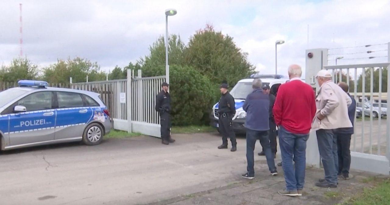 Tysk polis slog till mot Dark Net-server