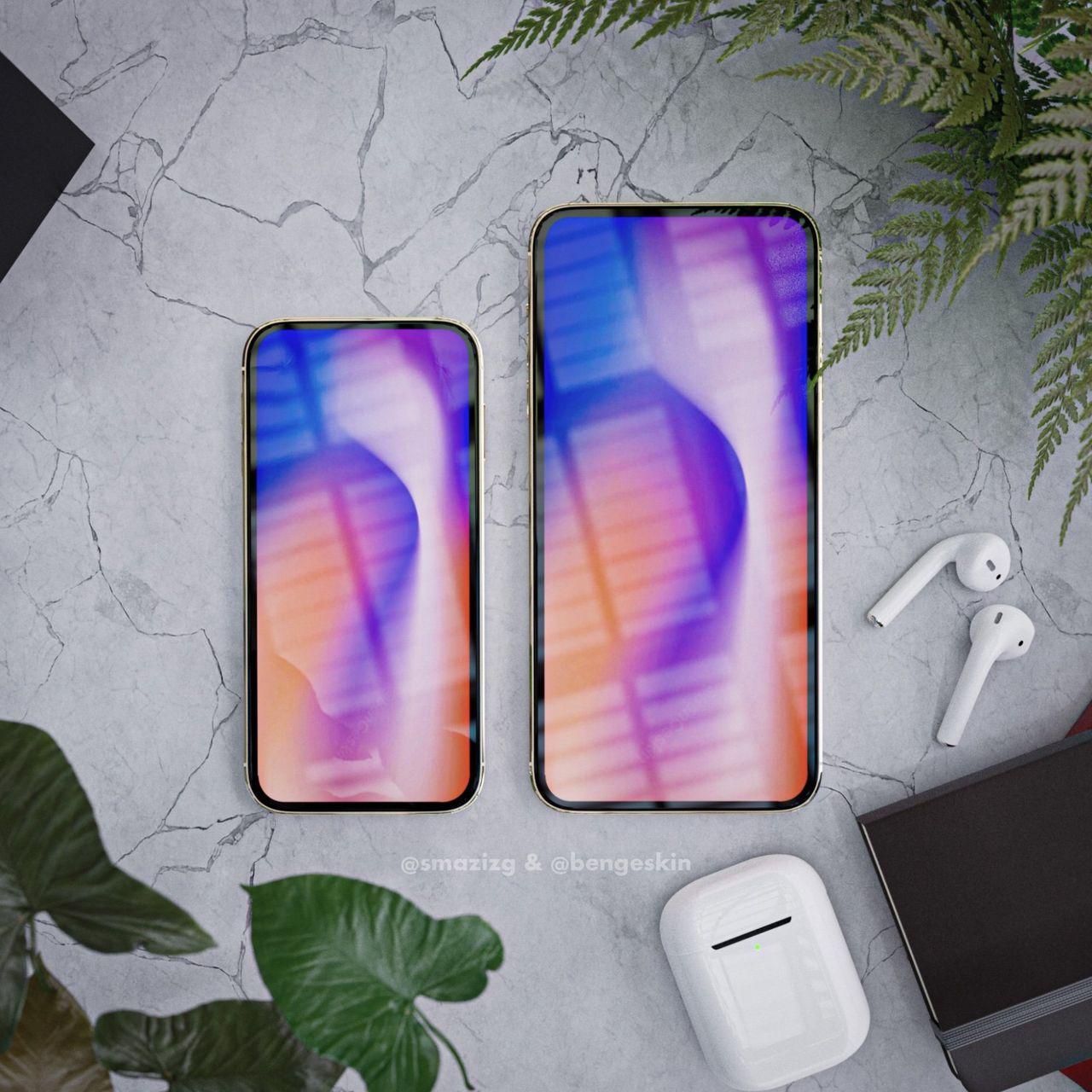 Slipper vi notch på nästa iPhone?