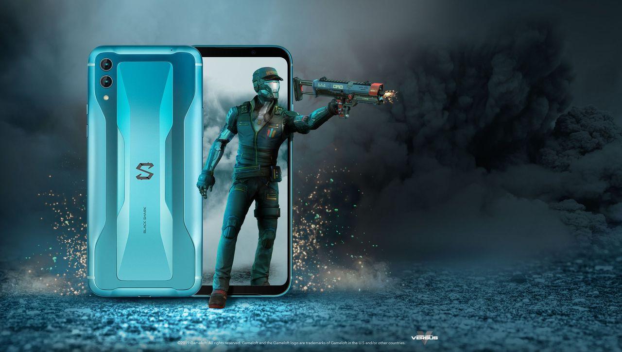 Black Shark 2 Pro lanseras i Europa nästa månad
