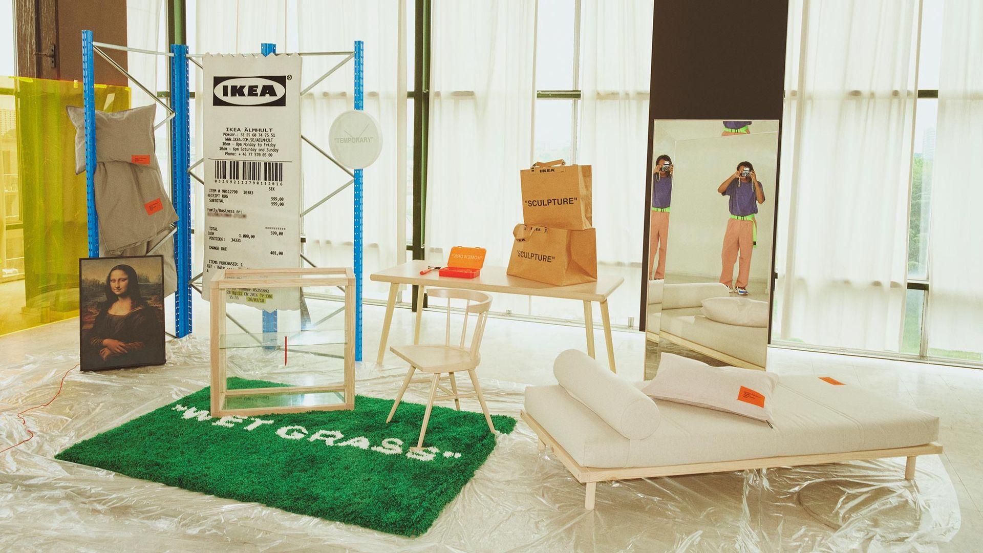 Här är Virgil Ablohs IKEA-kollektion