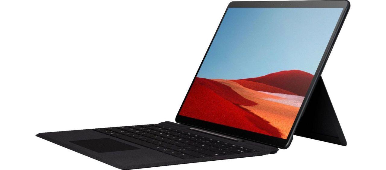 Microsoft ryktas visa upp Surface med dubbla skärmar