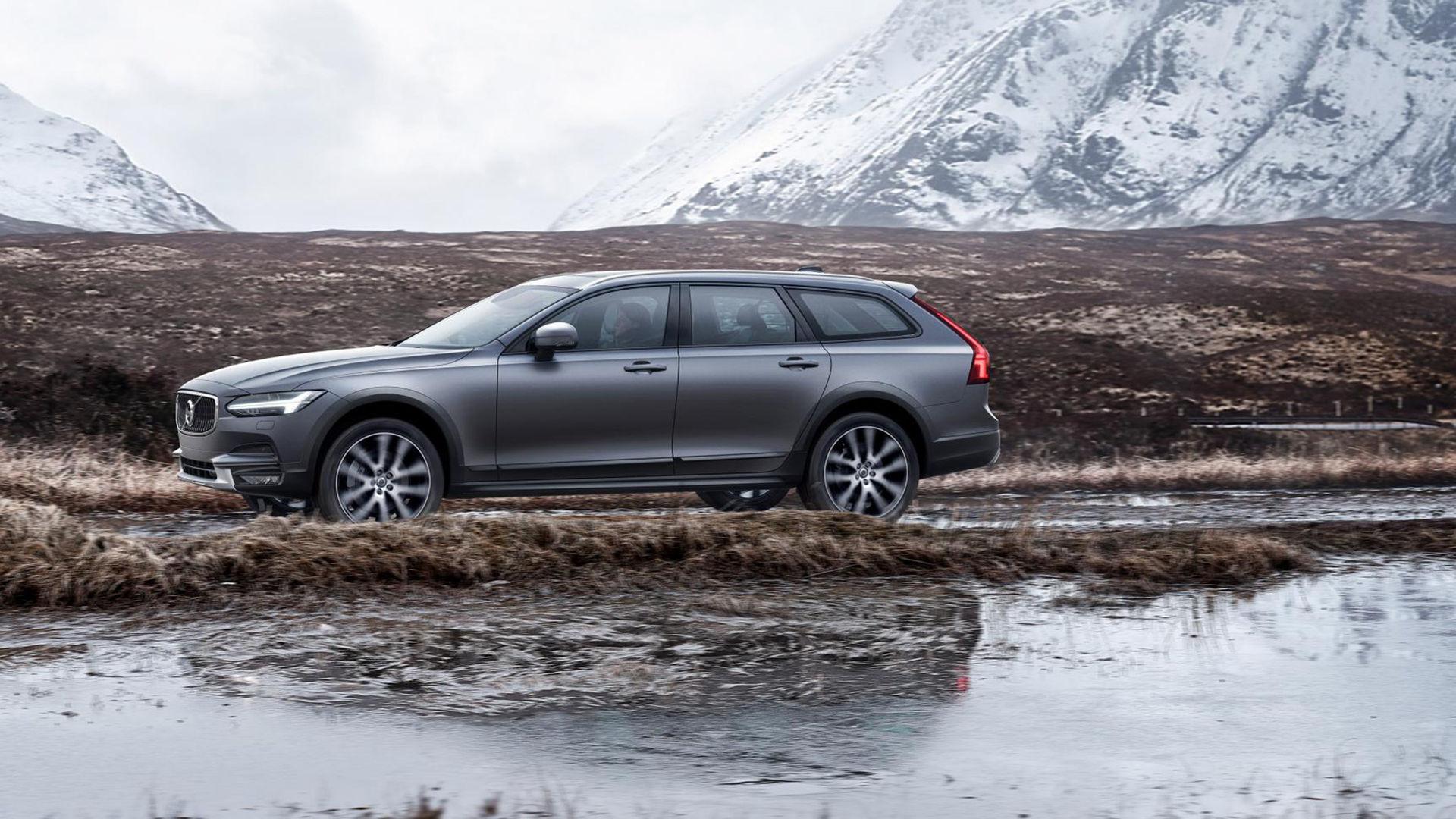 Alla anställda hos Volvo ska erbjudas företagsbil
