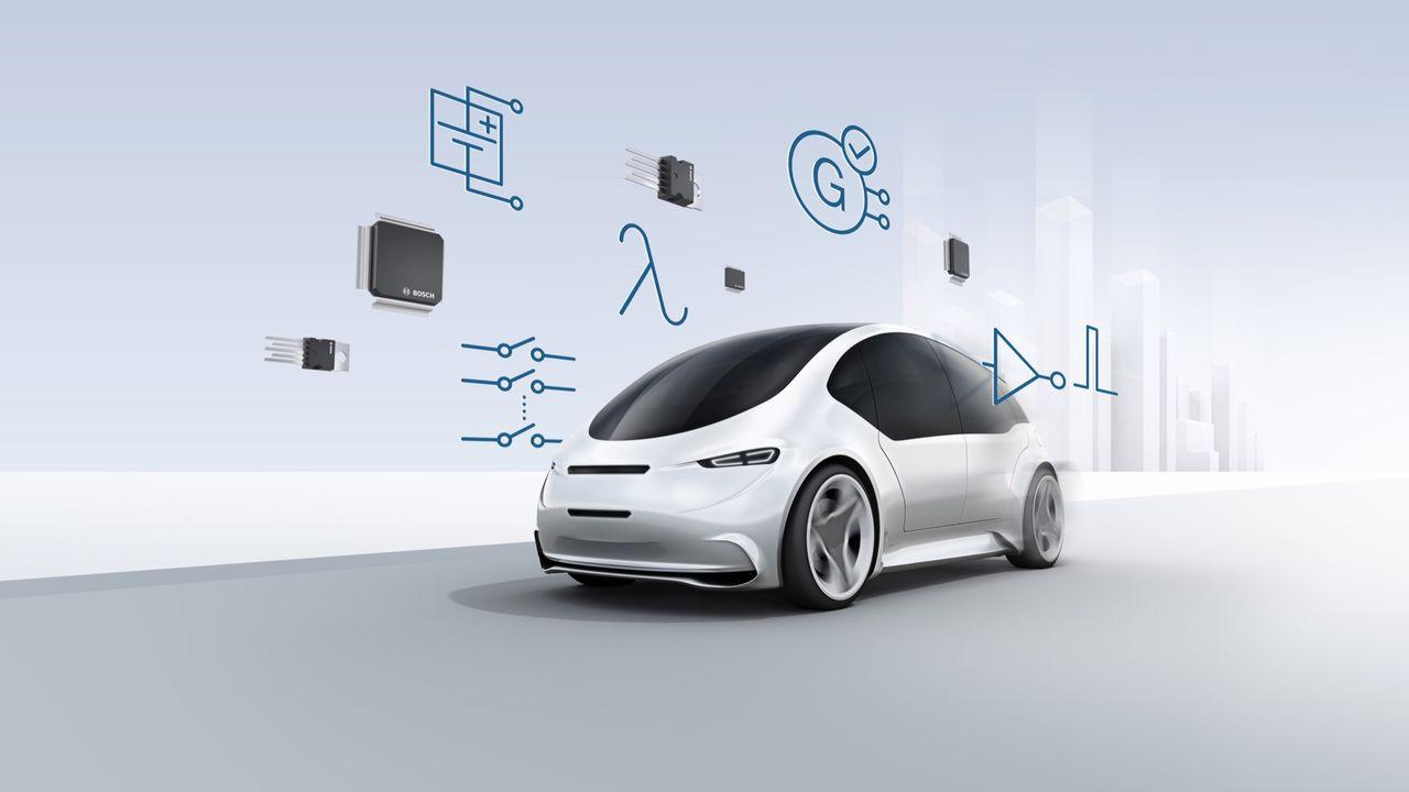 Bosch tar fram små bomber som ska göra elbilar säkrare