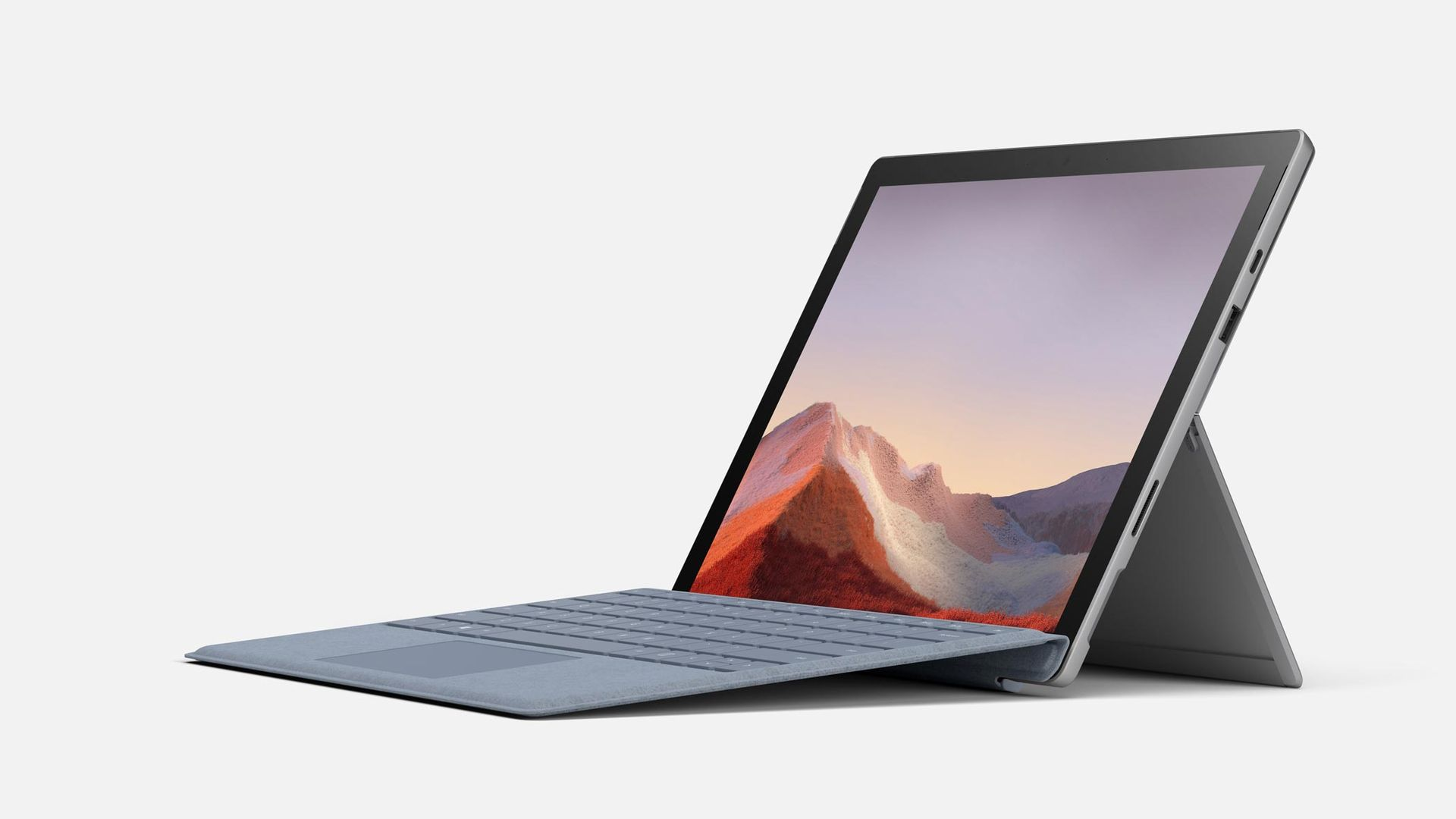Microsoft presenterar Surface Pro 7