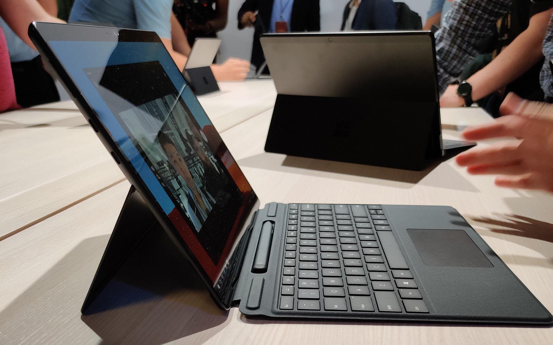 Microsoft Surface Pro X är en frisk fläkt i Surface-familjen