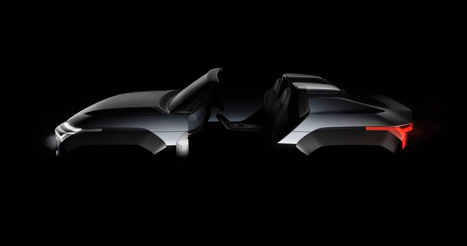 Två nya konceptbilar från Mitsubishi till Tokyo Motor Show