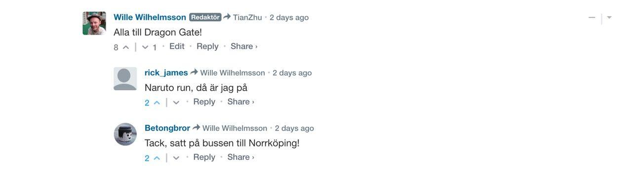 Nu börjar Disqus visa nedröster på kommentarer igen