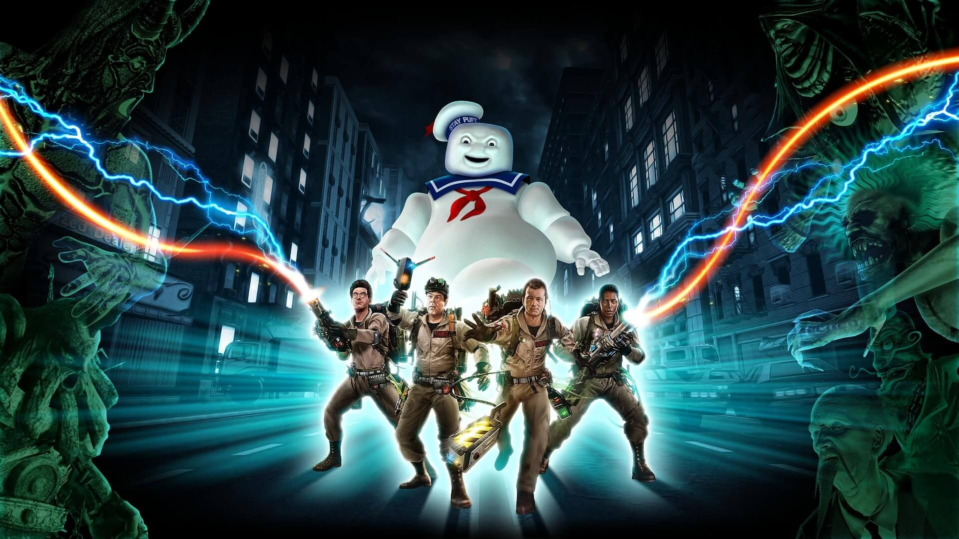 Idag släpps Ghostbusters: The Videogame Remastered