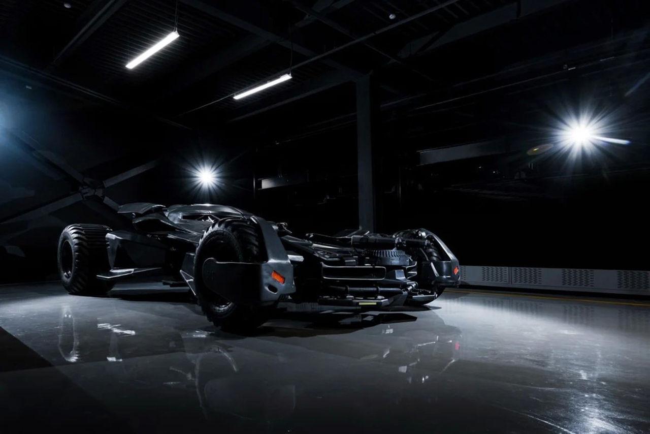 Ny Batmobile-replika till salu