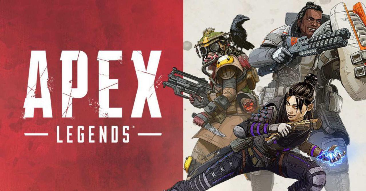Läskigt event på ingång i Apex Legends