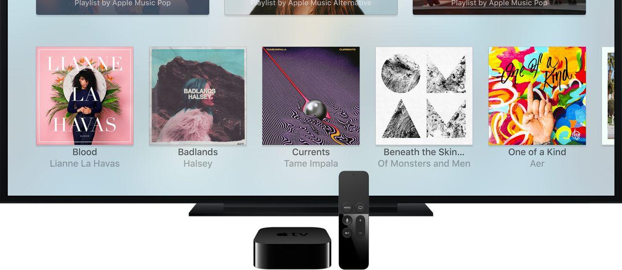 Apple ryktas släppa musik- och tv-paket