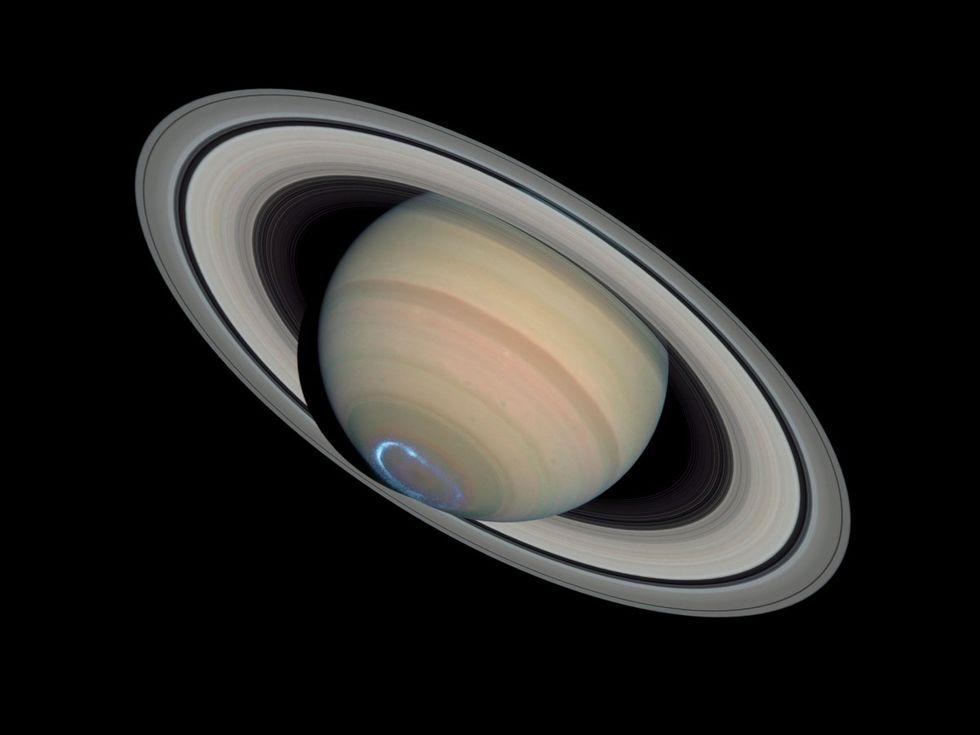 Astronomer har hittat 20 nya månar runt Saturnus