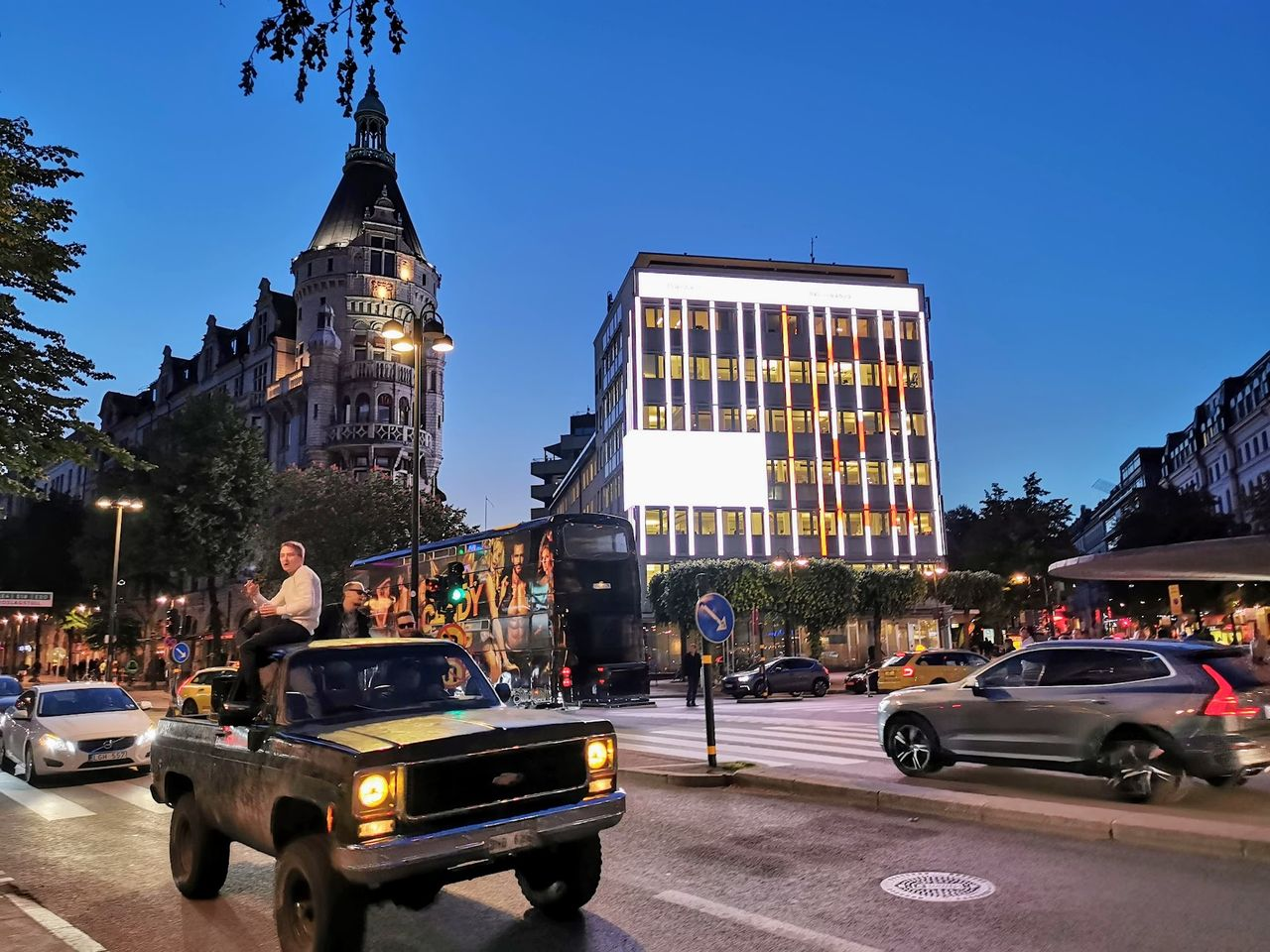 Stockholm vill stoppa fortkörare med geofencing