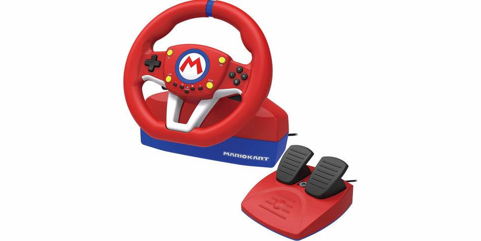 Snart kommer det rattar till Mario Kart 8