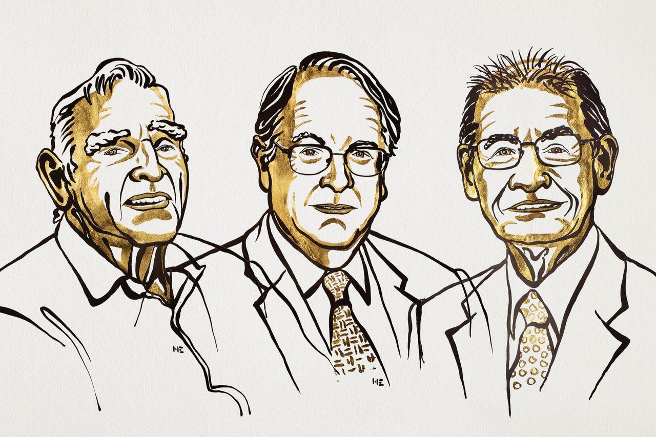 Litiumjonbatteriets uppfinnare tilldelas Nobelpriset