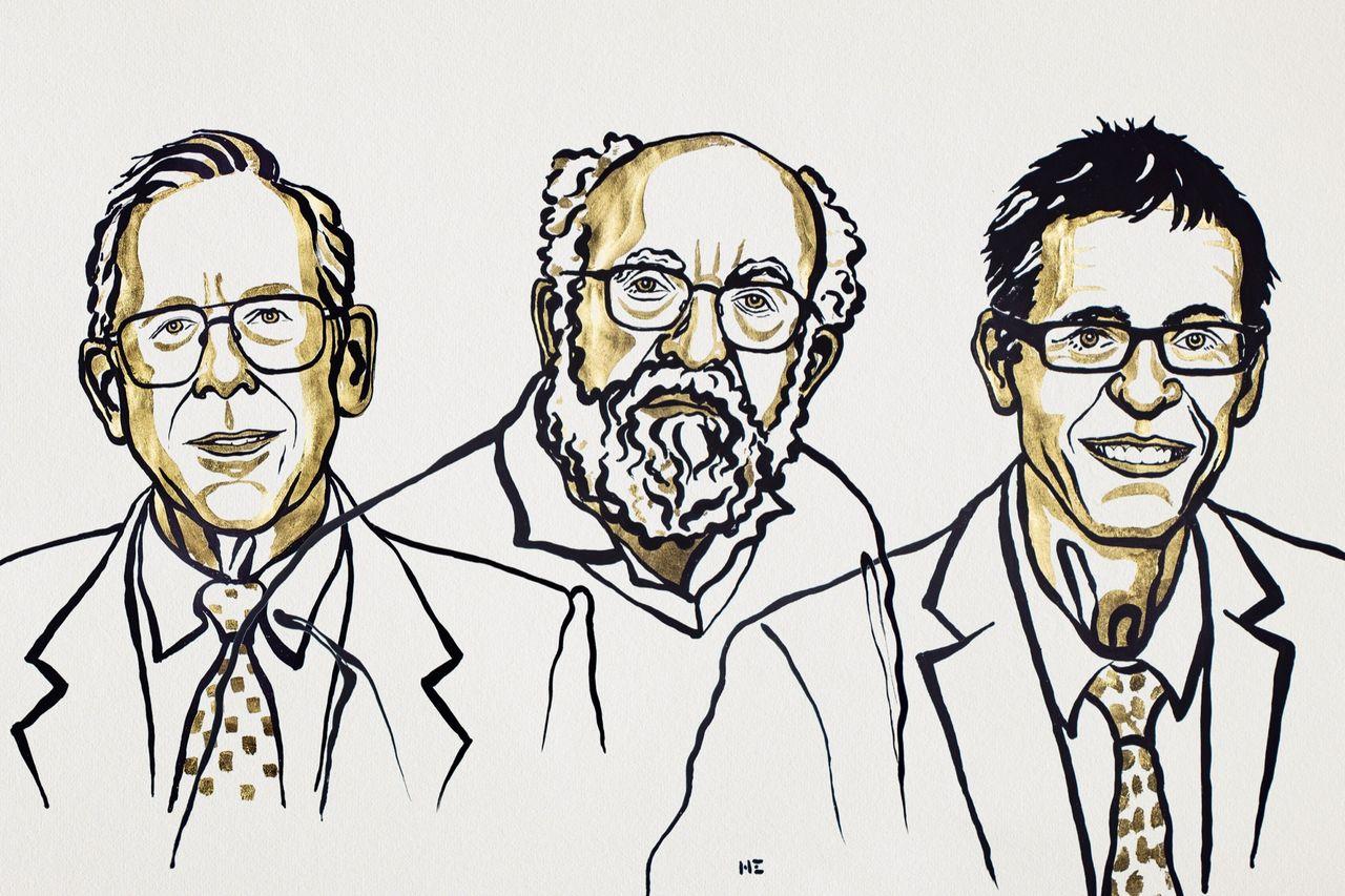 Rymdforskare får Nobelpriset i Fysik