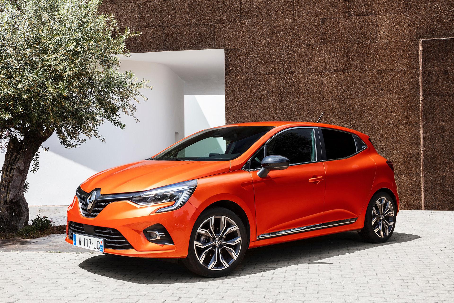 Nya Renault Clio blir din för 161.900 kronor