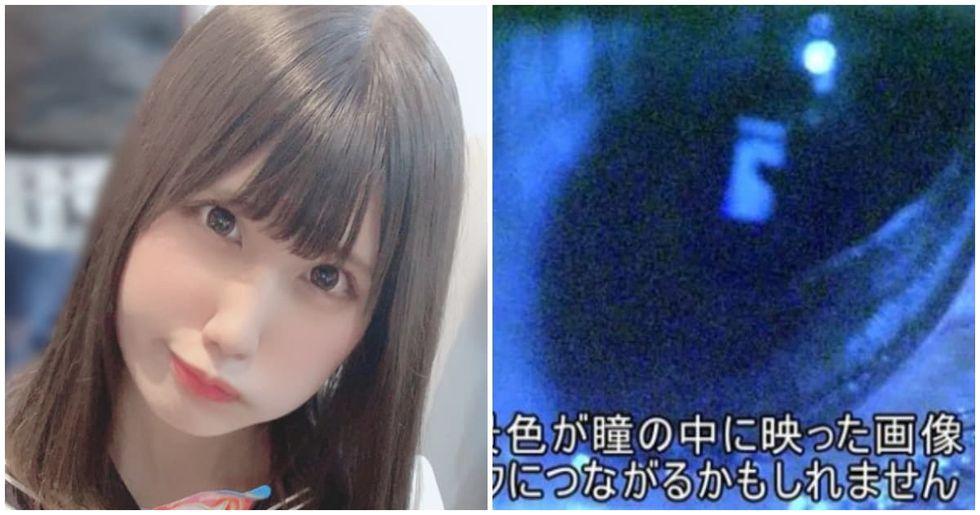 Stalker kunde hitta popstjärna via ögonreflektion i selfie