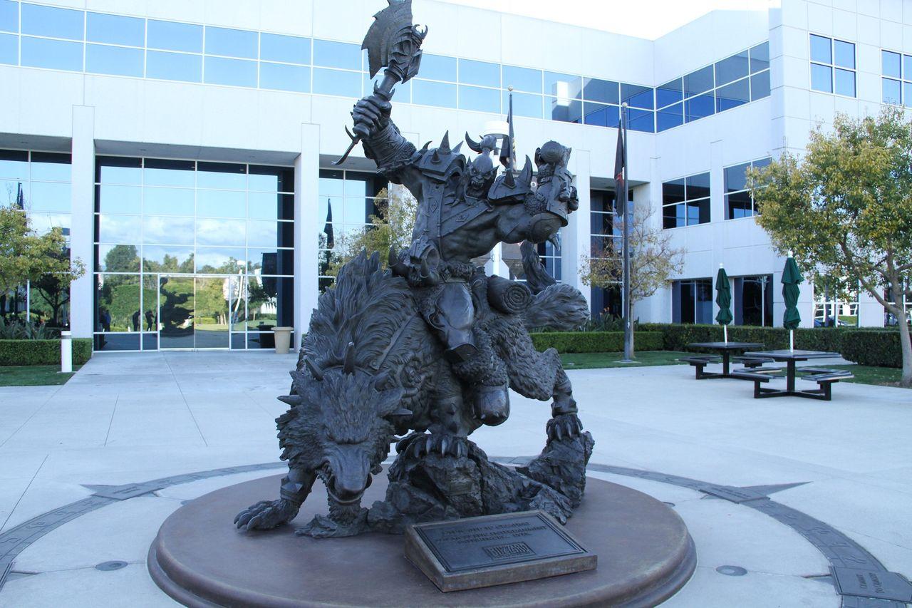 Blizzard-anställda protesterar efter Blitzchung-ban