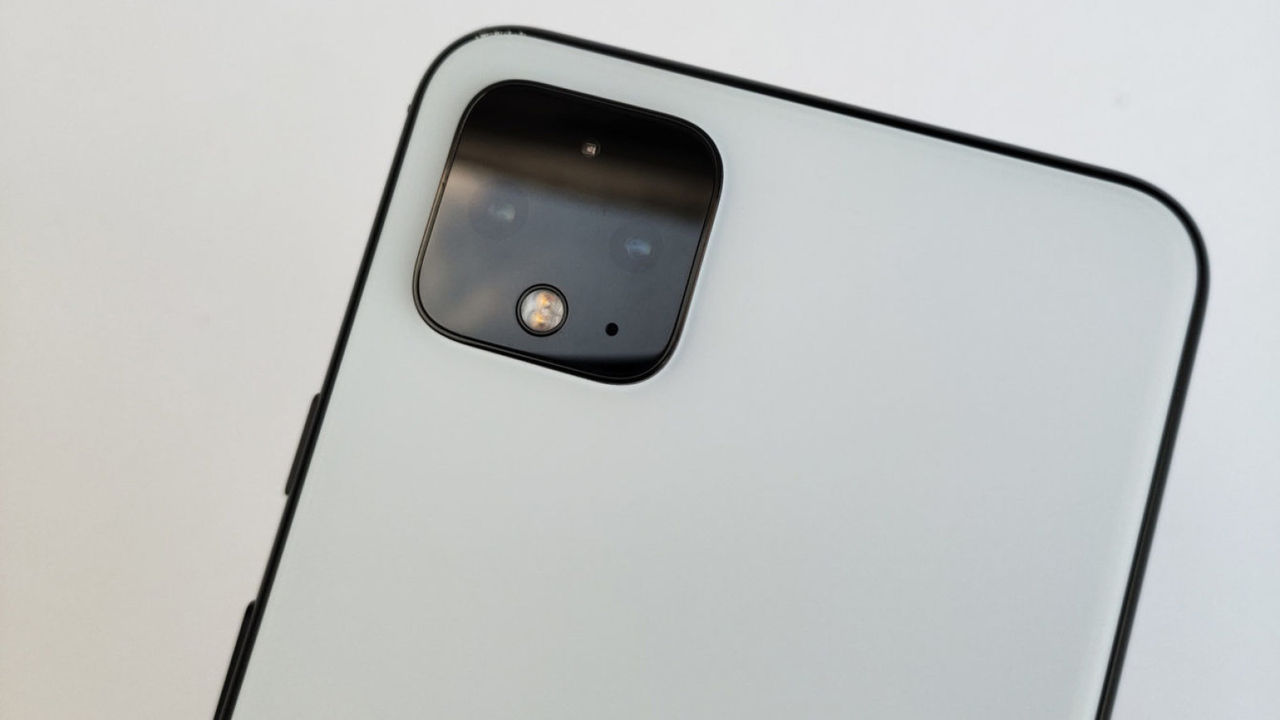 Google ryktas utveckla Pixel 4-telefon med 5G