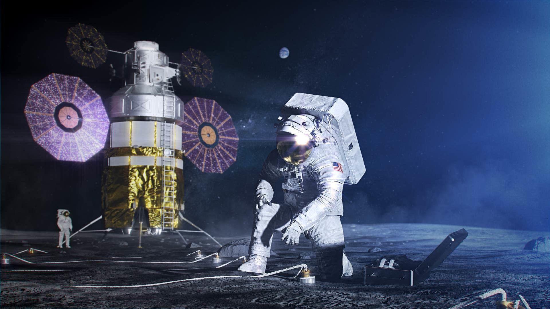 NASA visar upp ny rymddräkt