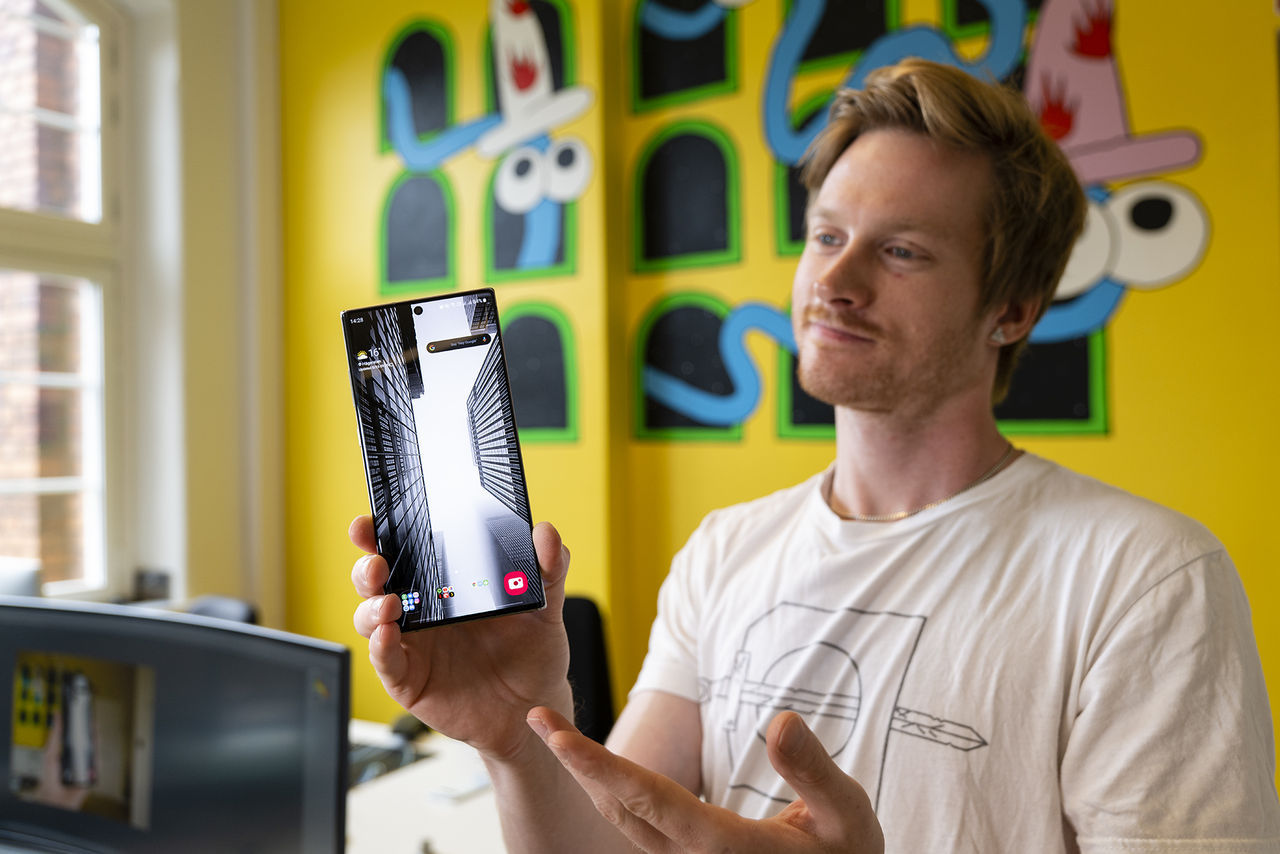 Samsung börjar betatesta One UI 2.0 nu i oktober