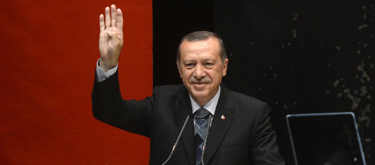 Turkiet blockerar social medier