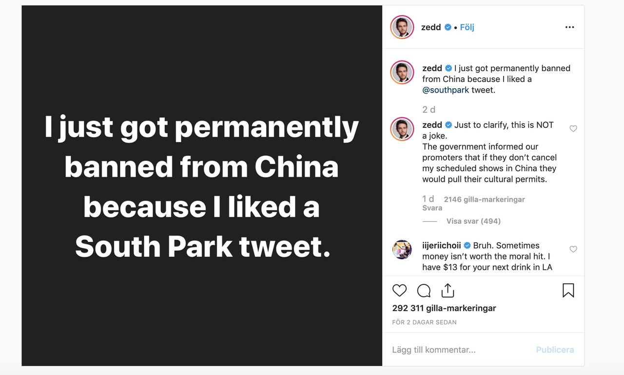 Kinesiska dating bedrägerier Internet