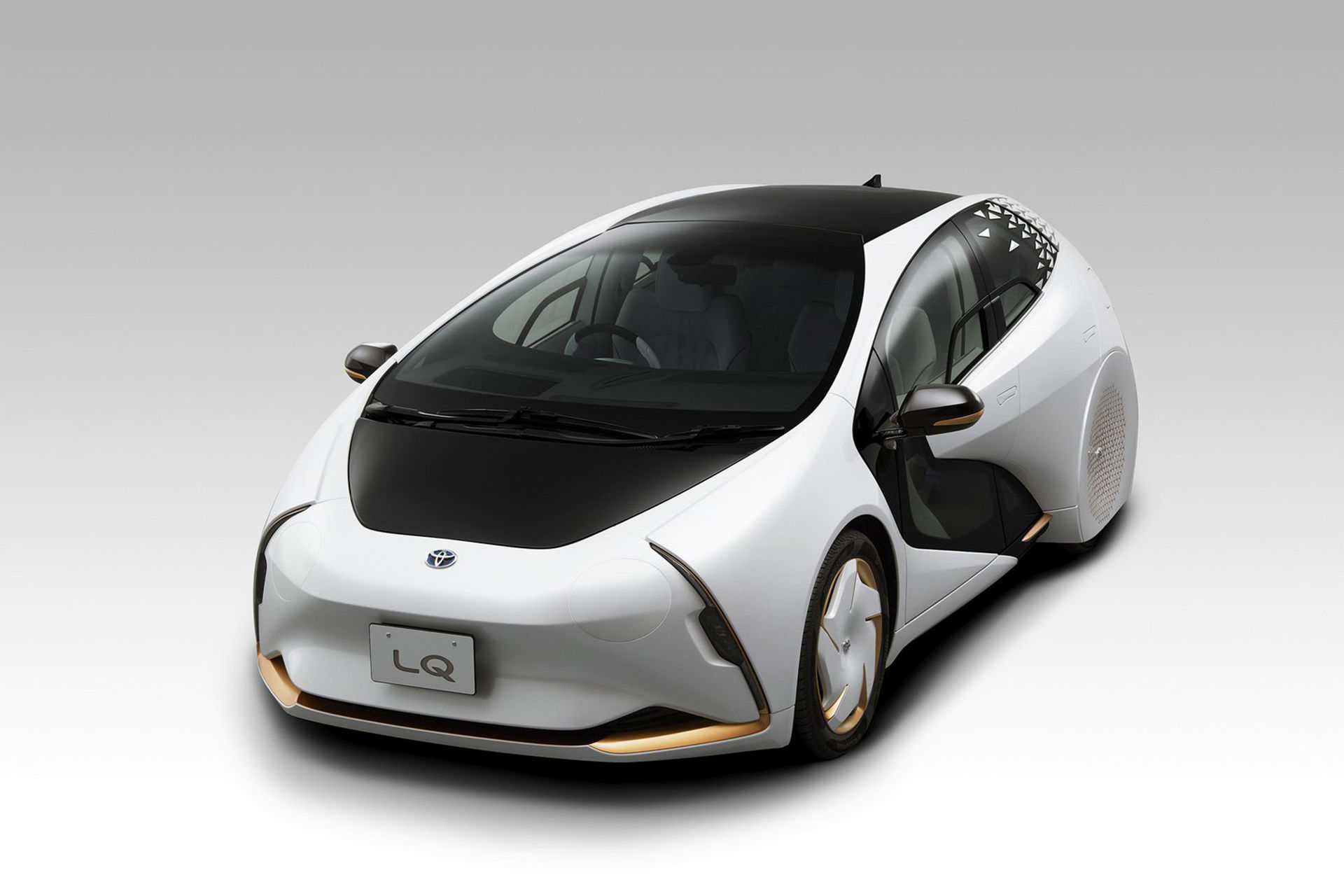 Toyota LQ är en uppdaterad version av Concept-i