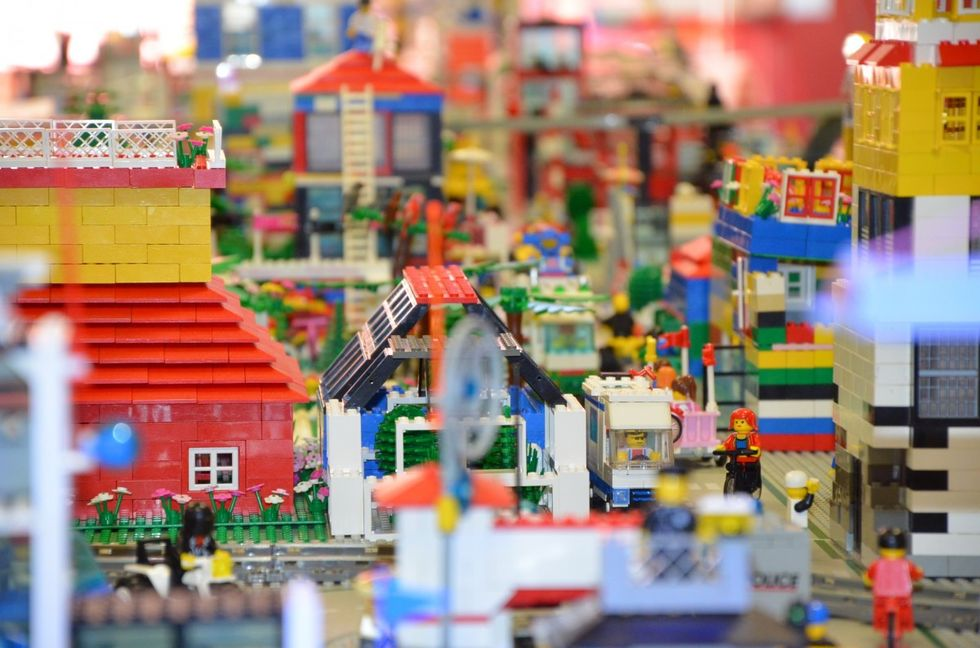 Snart kanske man kan hyra LEGO-bitar
