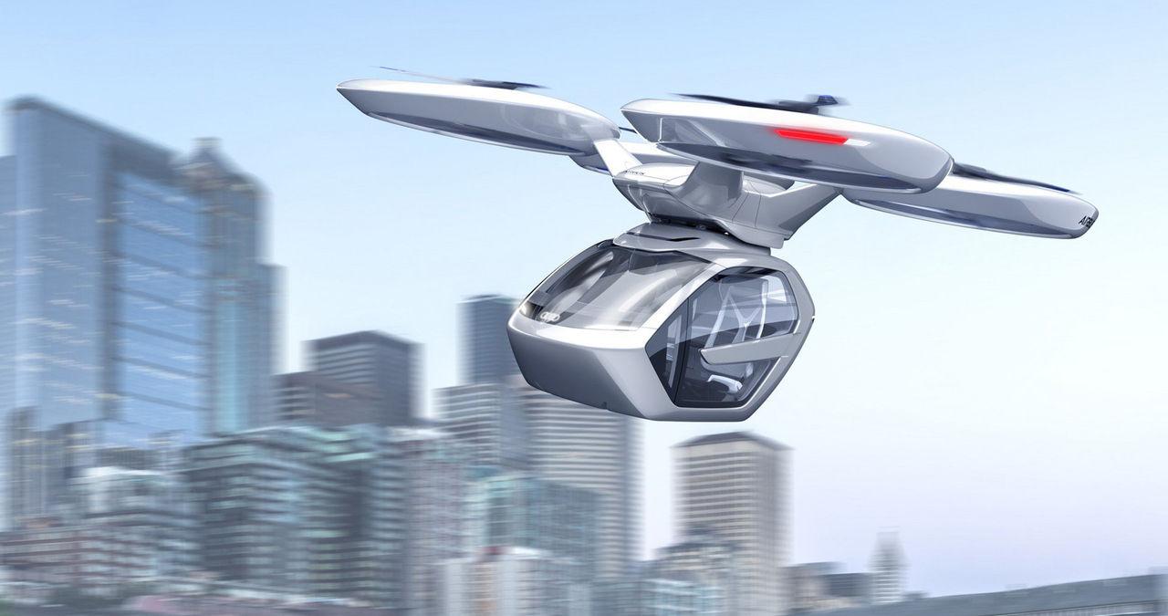 Audi skrotar planerna på flygande bil