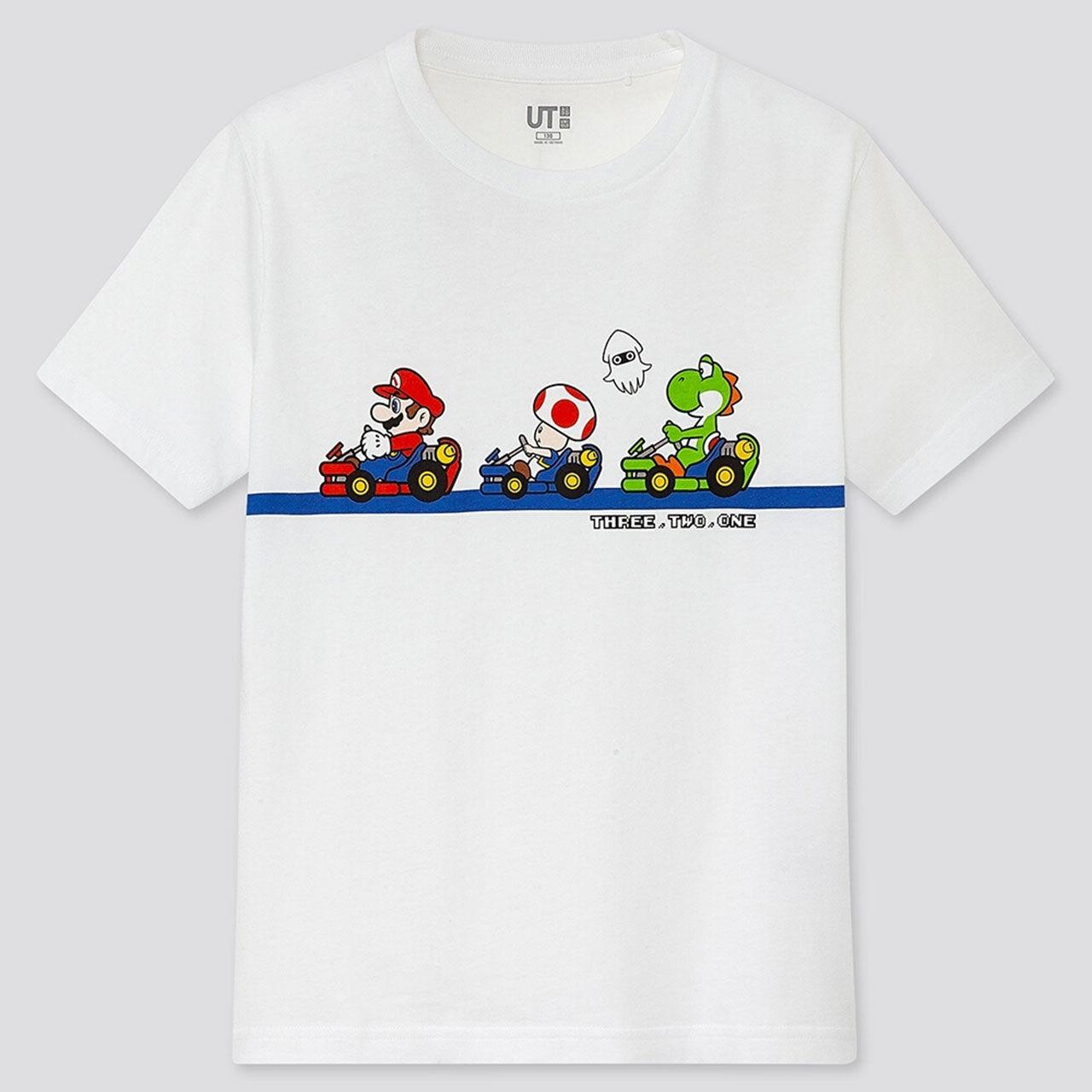Mario Kart-kläder hos Uniqlo