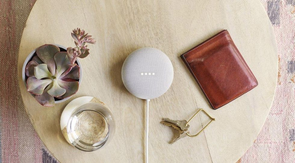 Google visar upp Nest Mini