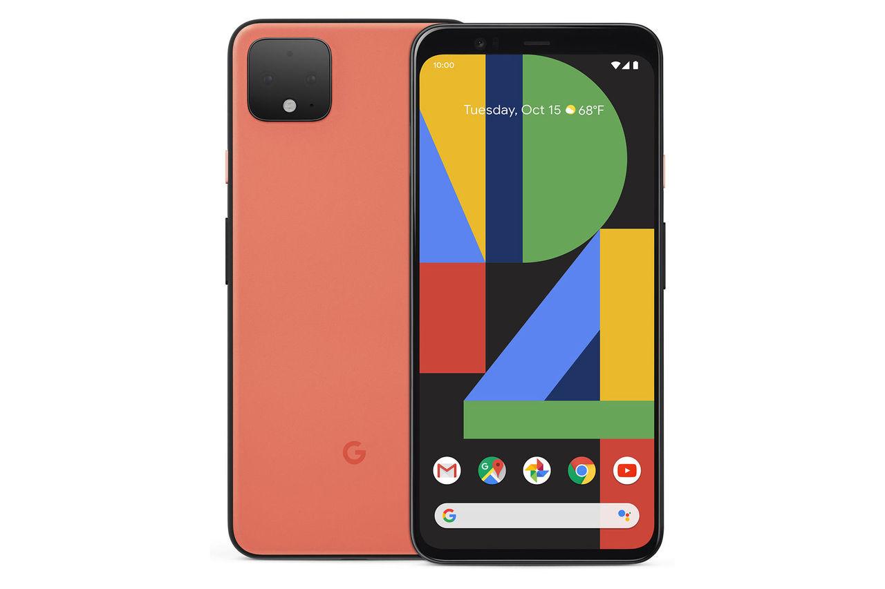 Google visar upp Pixel 4 och 4 XL ordentligt