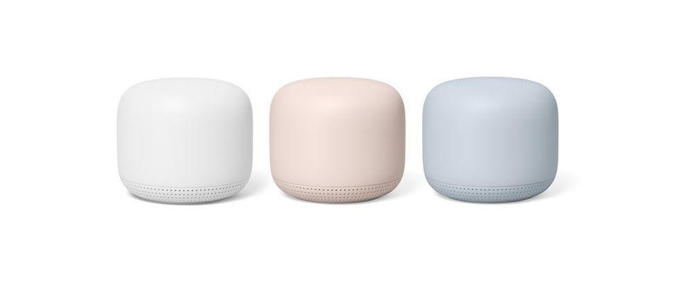 Google presenterar Nest Wifi